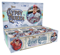 2018 Topps Gypsy Queen Baseball Box