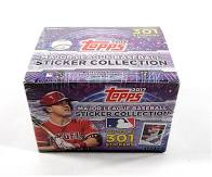2017 Topps Baseball Sticker Box