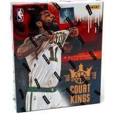 2018-19 Panini Court Kings Basketball 16-Box Case