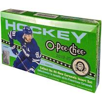 2019-20 Upper Deck O-Pee-Chee Hockey Hobby Box