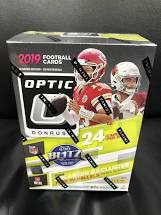2019 Panini Donruss Optic Football Blaster Box