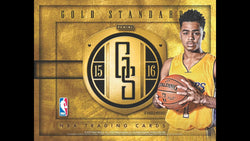 2015-16 Panini Gold Standard Basketball Box