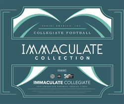 2018 Panini Immaculate College Football Box