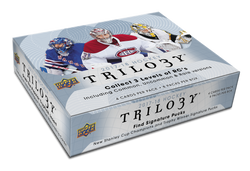 2017-18 Upper Deck Trilogy Hockey Box