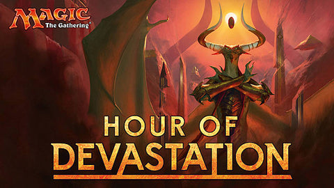 Magic The Gathering Hour of Devastation Booster Box