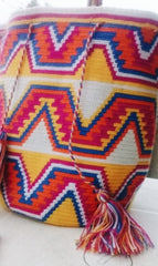 Traditional Wayuu bag