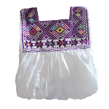 Mexican Hand Embroidered Tunic/ Blouses