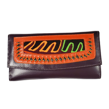 Long Leather Wallets