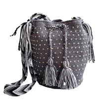 Medium Mochila with Crystals