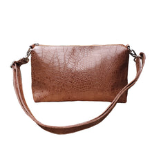 Unicolor Medium Leather Bag