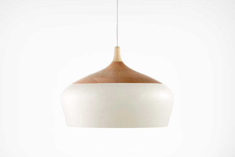 Coco Pendant Anotec Off-White