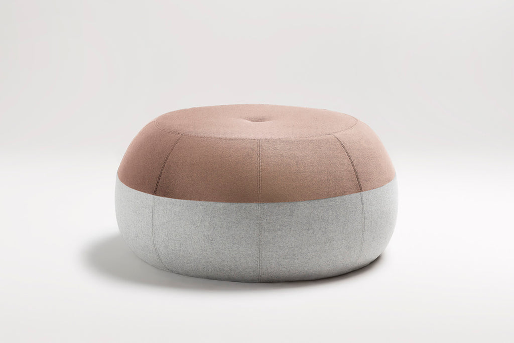 Puku Rua Pink & Light Grey