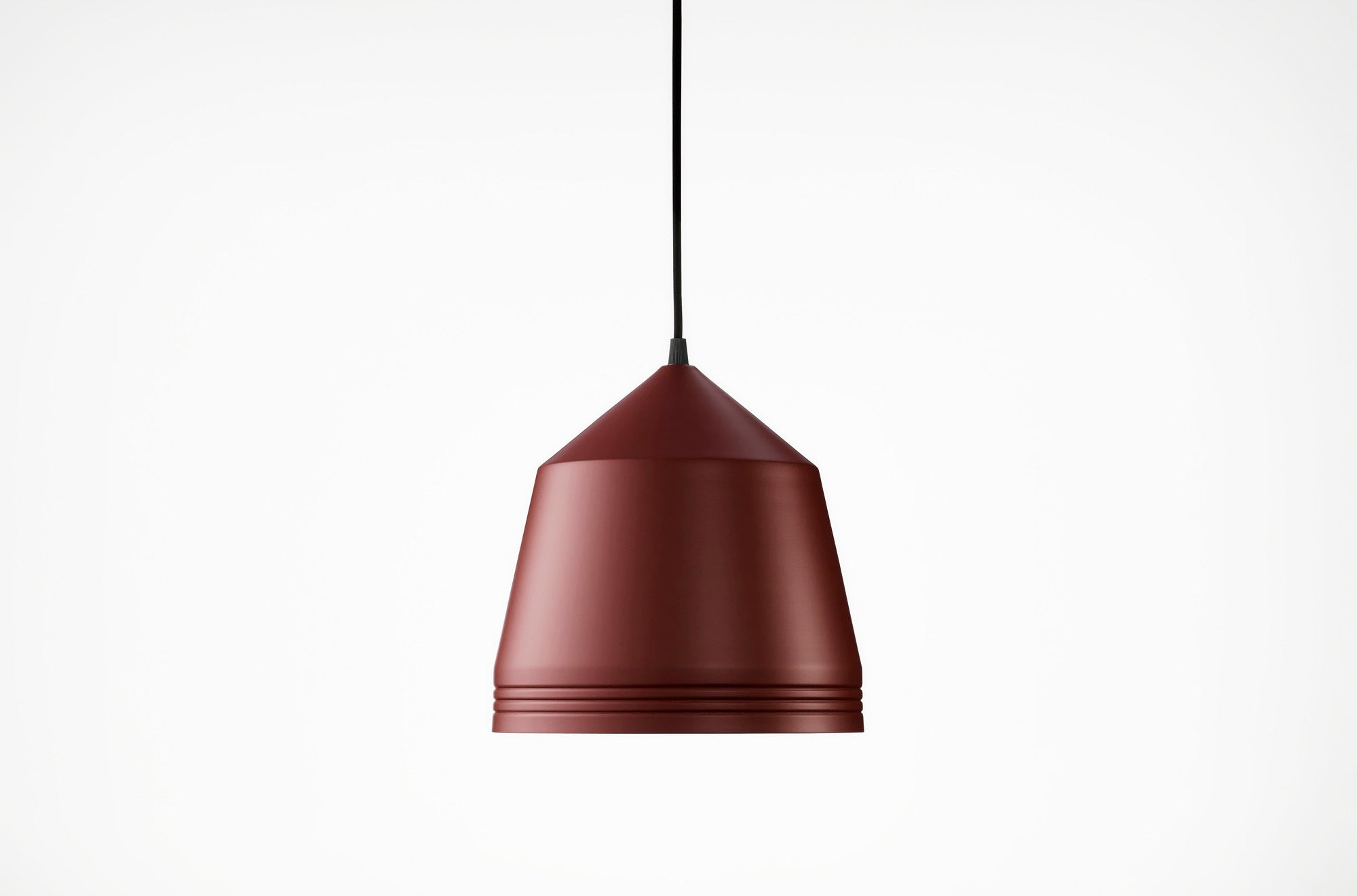 Cooper Pendant Powdercoated