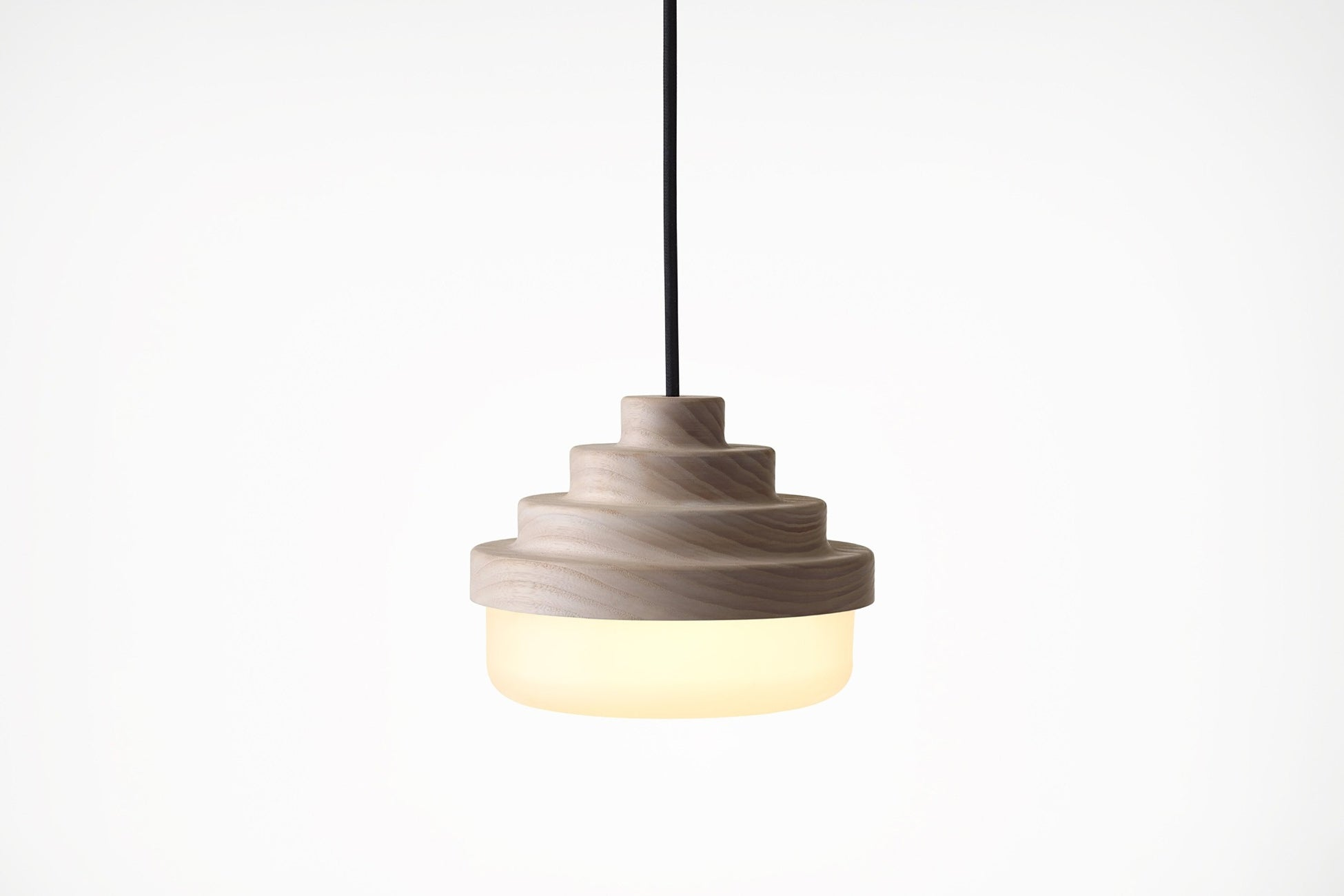 Honey Pendant Nordic White