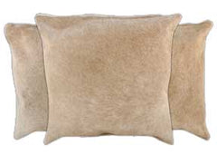 Palomino Cowhide Pillows