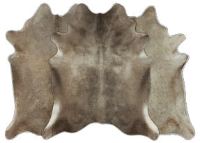 Taupe Cowhide Rugs