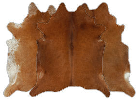 Cappuccino Cowhide Rugs