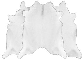 White Cowhide Rugs