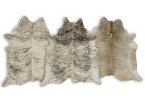 Light Brindle Cowhide Rugs