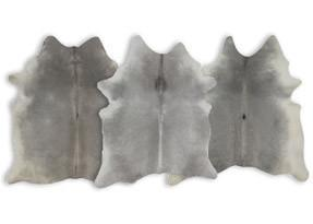 Gris Grey Cowhide Rugs
