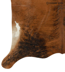 Medium Brindle Cowhide Rug #14582