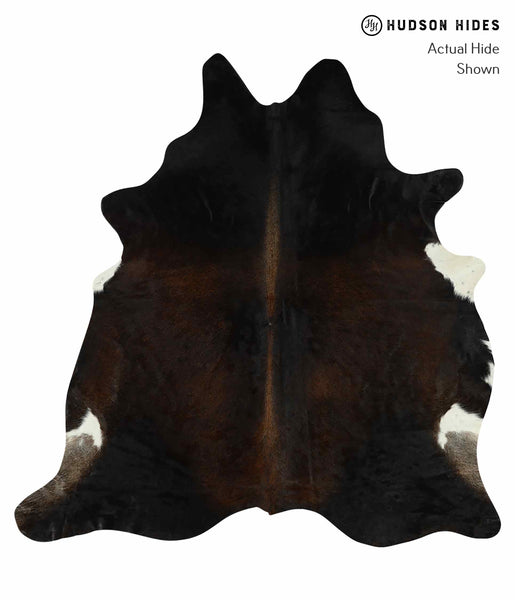Chocolate Cowhide Rug #15167