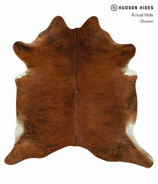 Medium Brindle Cowhide Rug #15187