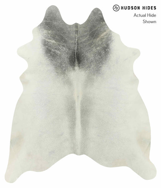 Medium Grey Cowhide Rug #15294