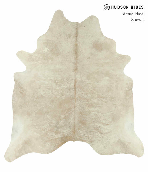 Light Brindle Cowhide Rug #15541
