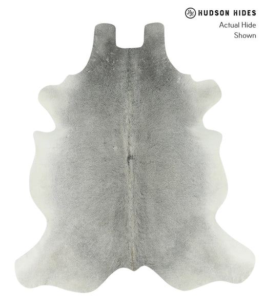 Medium Grey Cowhide Rug #17575