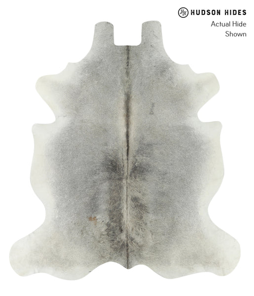 Medium Grey Cowhide Rug #17579