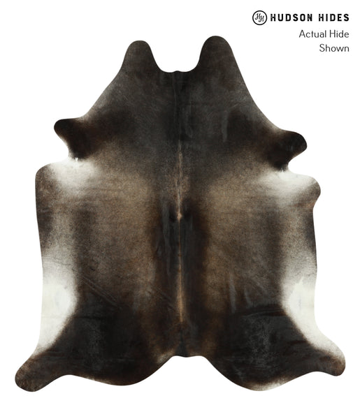 Chocolate Cowhide Rug #18108