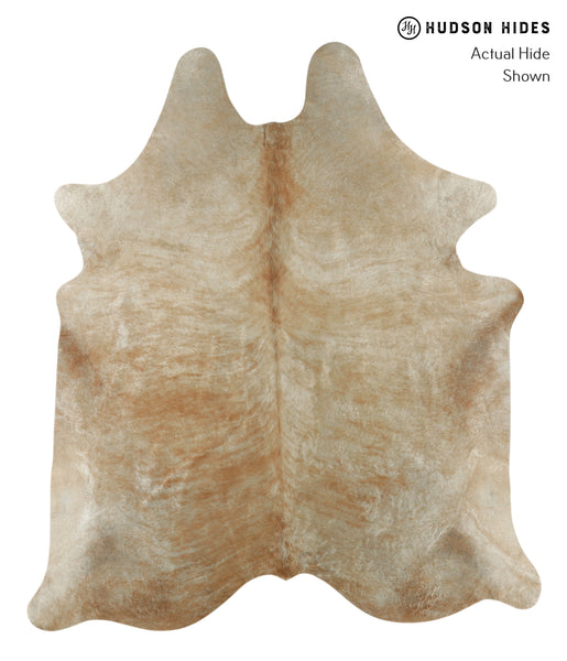 Light Brindle Cowhide Rug #18123