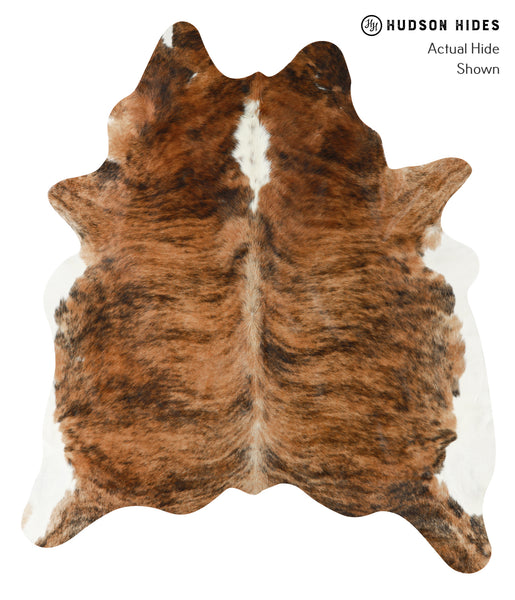 Medium Brindle Cowhide Rug #22648