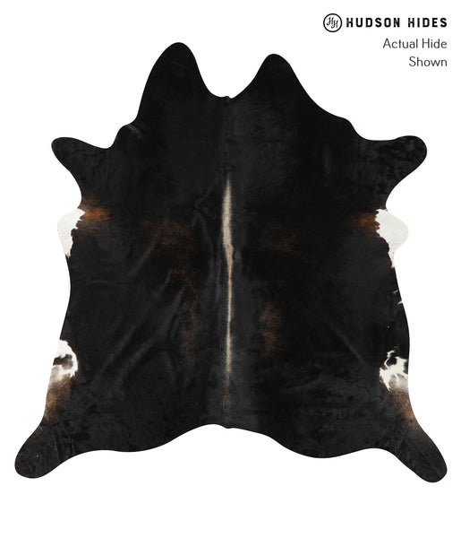 Chocolate Cowhide Rug #22796