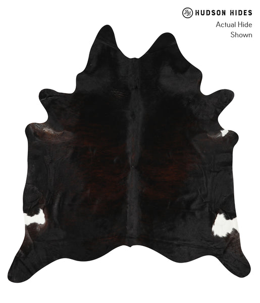 Chocolate Cowhide Rug #22873