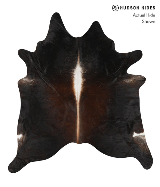 Chocolate Cowhide Rug #22882