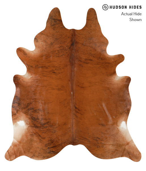 Medium Brindle Cowhide Rug #23074