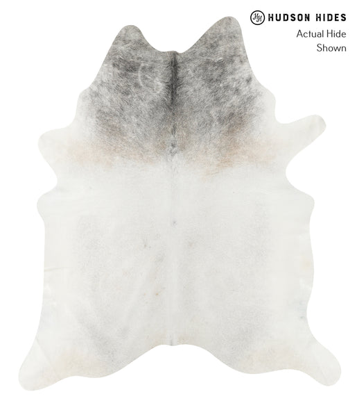 Light Grey Cowhide Rug #23090