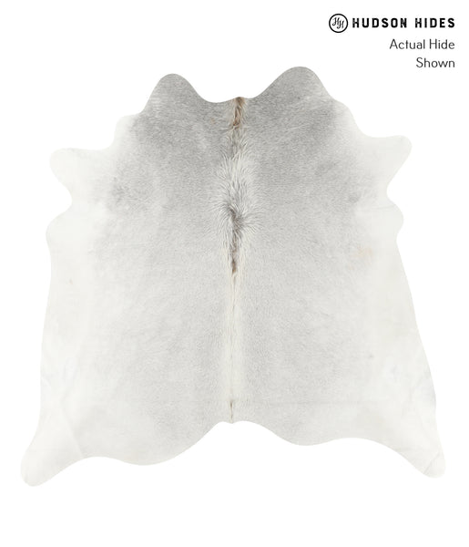 Medium Grey Cowhide Rug #23160