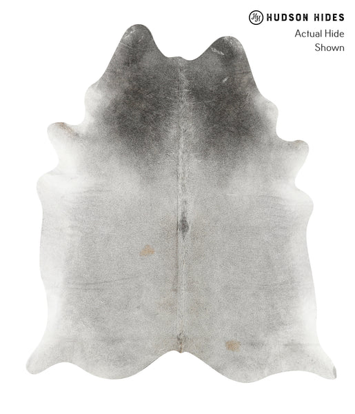 Medium Grey Cowhide Rug #23175