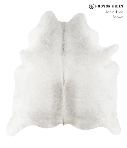 Light Grey Cowhide Rug #23281