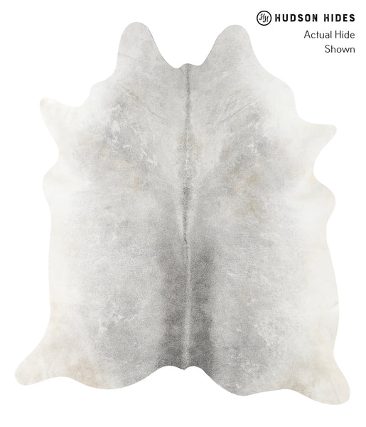 Medium Grey Cowhide Rug #23335