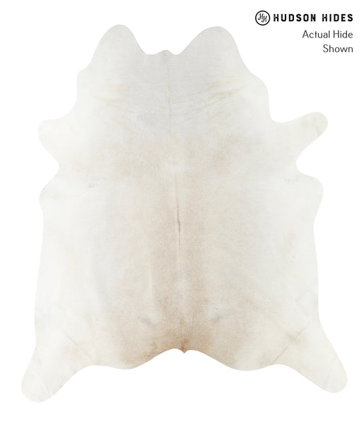 Grey with Beige Cowhide Rug #23414