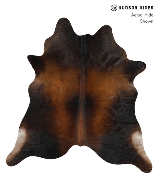 Chocolate Cowhide Rug #23447