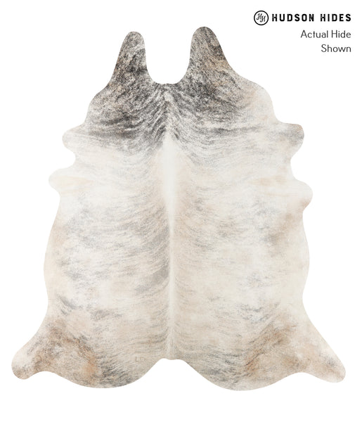 Light Brindle Cowhide Rug #23607