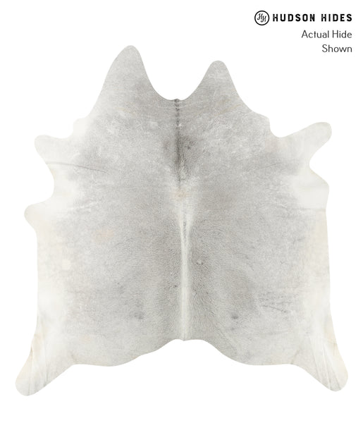 Medium Grey Cowhide Rug #23810