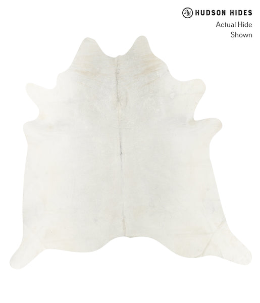 Light Grey Cowhide Rug #23905