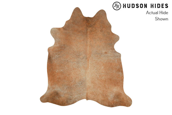 Light Brindle Cowhide Rug #8640