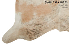 Light Brindle Cowhide Rug #8937